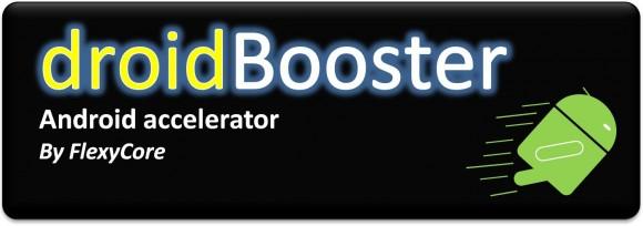Mit DroidBooster bot FlexyCore einen Android-Beschleuniger an (Bild: FlexyCore).