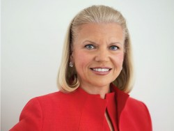 IBM-CEO Ginni Rometty (Bild: IBM)