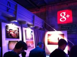 Google hat in San Francisco unter anderem neue Foto- und Videofunktionen für Google+ vorgestellt (Bild: Richard Nieva/CNET).