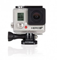 Microsofts Algorithmus glättet zeitraffer-Aufnahmen mit First-Person-Kameras wie der GoPro Hero3+ Black Edition (Bild: GoPro).