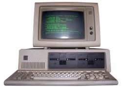 Der unter Lowes Aufsicht entwickelte IBM PC 5150 gilt als Urmodell heutiger PCs (Bild: Wikipedia/Creative Commons).