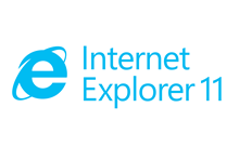 Logo Internet Explorer 11 (IE11)