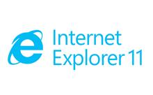 Logo Internet Explorer 11 (IE11)