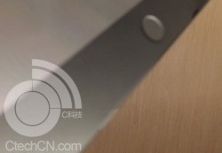 Alleged iPhone 5 (Picture: ctechcn.com )