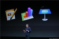 Apple hat die iWork-Anwendungen Pages, Numbers und Keynote überarbeitet (Bild: James Martin / CNET).