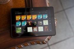 Lesen und lernen mit dem Amazon Kindle Fire (Bild: CNET)