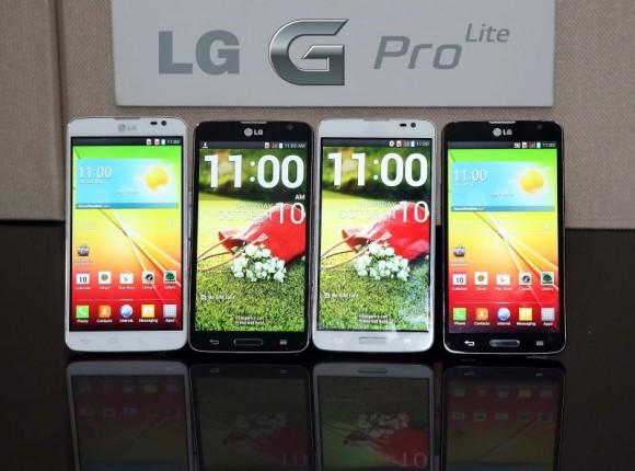 Das G Pro Lite richtet sich mit seiner abgespeckten Ausstattung an Phablet-Einsteiger (Bild: LG).