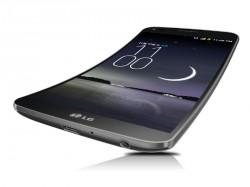 Das Display des G Flex löst relativ geringe 1280 mal 720 Bildpunkte auf (Bild: LG).