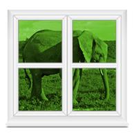 Hadoop für Windows: Logo von HDInsight