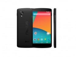 Das von LG gefertigte Nexus 5 trug entscheidend zum Wachstum der Mobilsparte bei (Bild: Google).