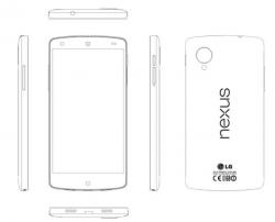 Zeichnung aus LGs Wartungshandbuch für das Nexus 5 (Bild: LG)