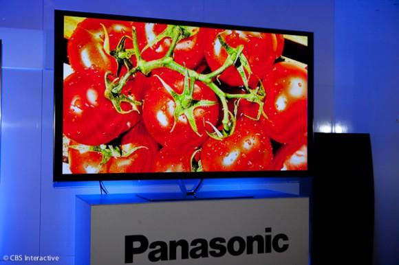 Der ZT60 könnte Panasonics letzte bedeutende Plasma-Neuentwicklung bleiben (Bild: Sarah Tew/CNET).