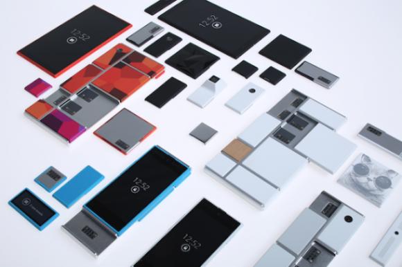 Frühe Designs für Project Ara (Bild: Motorola)