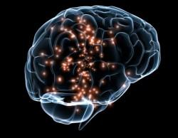 Das Projekt Subnets will  durch ein Chipimplantat Gehirnaktivitäten messen (Bild: DARPA).