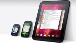 WebOS-Geräte (Bild: HP)