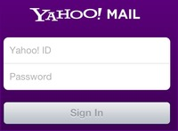 Redesign Yahoo Mail