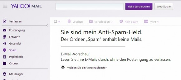 Bizarre Lokalisierung in der deutschen Version (Screenshot: ZDNet)