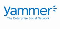 Logo von Yammer