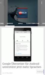 Google Play Kiosk: ZDNet.de