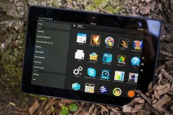 Kindle Fire HDX 8.9 (Bild: CNET).