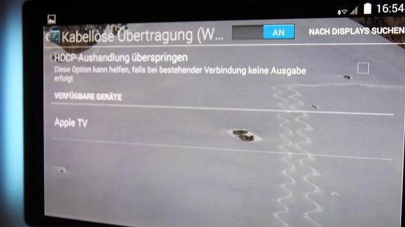 Apple TV und Android: CyanogenMod ermöglicht Airplay Mirroring