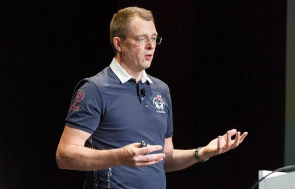 Lars Bak, Projektleiter für Dart (Bild: Google)