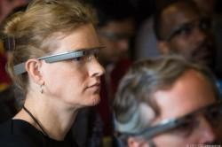 Vivienne Ming würde gerne medizinische Apps für Google Glass entwickeln (Bild: News.com).