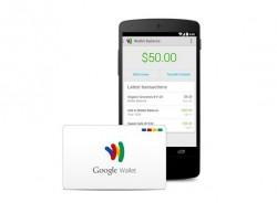 Kontokarte für Google Wallet (Bild: Google)