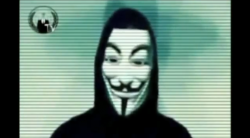 Guy-Fawkes-Maske (Screenshot: Dara Kerr / CNET)