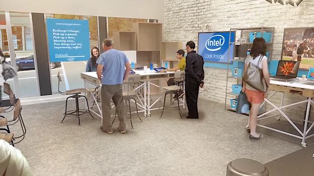Inside Intel Store (Bild: Intel)