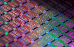Chipfertigung (Bild: Intel)