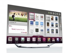 LGs Smart-TVs sammeln Informationen zu den Sehgewohnheiten des Nutzers (Bild: LG).