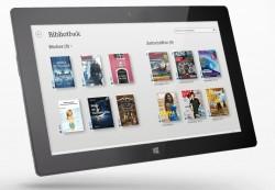 Nook-Windows-App mit deutschsprachigem Angebot (Bild: Barnes & Noble)