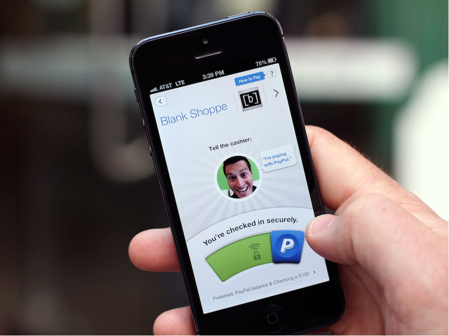 paypal mobil bezahlen