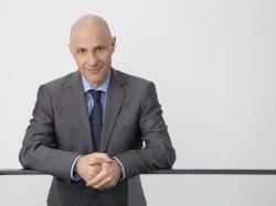 Dr. Wolfram Jost, Technologie-Vorstand der Software AG