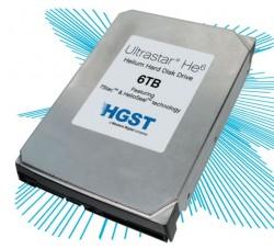 "HGST Ultrastar He6 - demnächst ""Made in Thailand"""