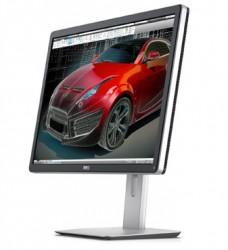 Der UltraSharp UP2414Q bietet eine Ultra-HD-Auflösung von 3840 mal 2160 Pixeln (Bild: Dell).