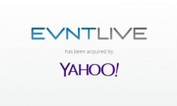 Yahoo kauft Evntlive