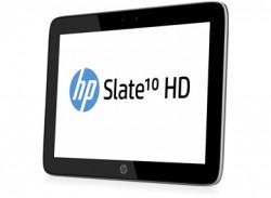 HP Slate 10 HD (Bild: HP)