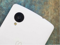 Android 4.4.1 verbessert in erster Linie die Kamera-App des Nexus 5 (Bild: CNET).