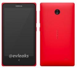 Nokia Normandy (Bild: @evleaks)