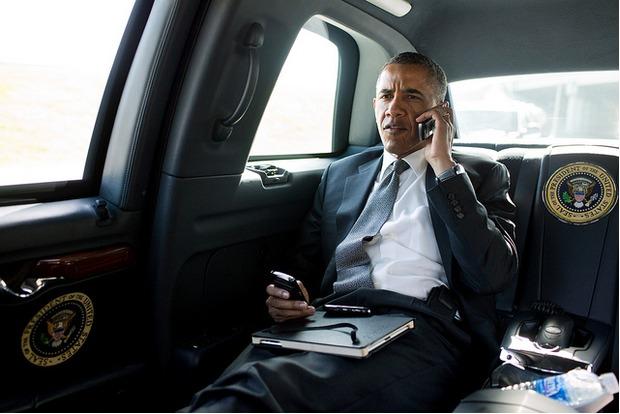 """Barack Obama darf """"aus Sicherheitsgründen"""" kein iPhone benutzen"""