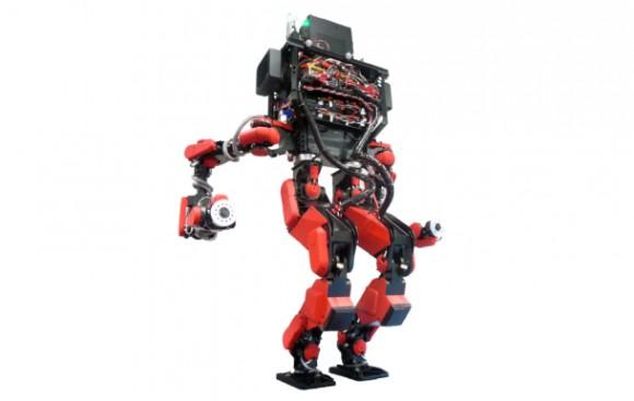 Der Hersteller dieses humanoiden Roboters, Schaft aus Japan, wurde von Google übernommen (Bild: Schaft).