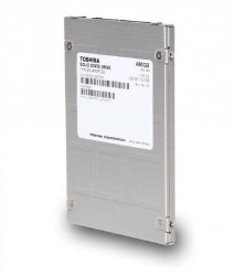 Die neue Enterprise-SSD-Reihe HK3R ist in Kapazitäten von 120, 240 und 480 GByte verfügbar (Bild: Toshiba).