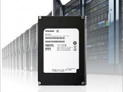 Die neue Enterprise-SSD-Reihe PX03SNx ist in Kapazitäten von 200 GByte bis 1,6 TByte verfügbar (Bild: Toshiba).