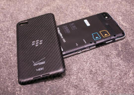 Blackberry Z30 (Bild: Sarah Tew / CNET)