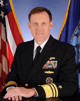 Vizeadmiral Michael S. Rogers  (Bild: US Navy)