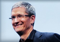 Tim Cook (Bild: CNET)