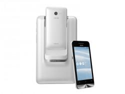 Das Padfone Mini kombiniert ein 4-Zoll-Smartphone und ein 7-Zoll-Tablet-Dock (Bild: Asus).