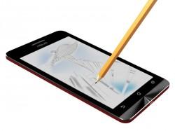 Das HD-Display des Zenfone 6 lässt sich auch mit Handschuhen oder Stiften bedienen (Bild: Asus).